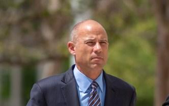 Avenatti se declara no culpable de cargos que le imputan