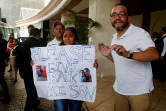 Guatemala: regresa niño separado de madre en EEUU