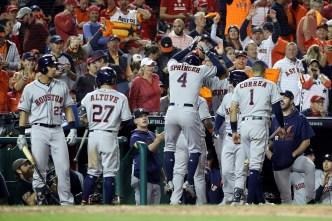 Serie Mundial: Nationals sufren ante Astros y están obligados a ganar