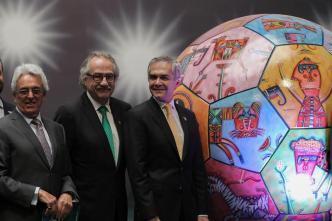 México, sede de próximo Congreso FIFA