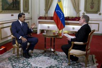 Maduro revela reuniones con enviado de Trump