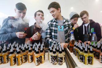 Continúa la lucha contra venta de cigarrillos electrónicos