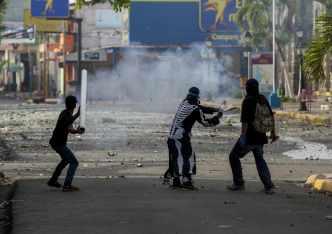 CIDH: Muertes en Nicaragua ascienden a 325