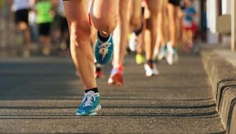 Niña de 12 años corre por error medio maratón