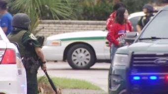 Tiroteo causa caos en centro comercial de Florida