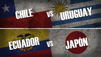 Copa América: los resultados del partido de este lunes