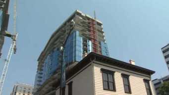 Muere trabajador de construcción en San José
