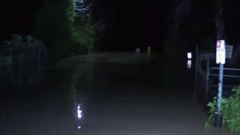 Alerta ante posibles inundaciones en la Bahía