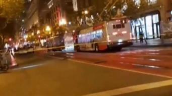 Anciana fallece al ser atropellada en San Francisco
