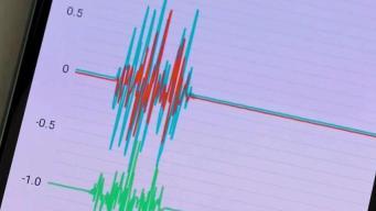 App avisará cuando empiece un terremoto