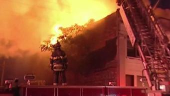 Campamento de entrenamiento para ser bombero solo para mujeres en San José