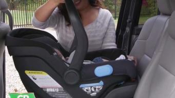 Cómo no olvidar a su hijo en un auto