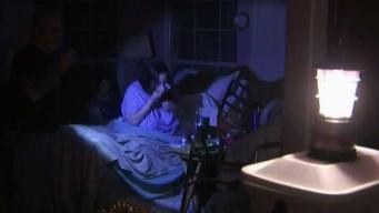 Condado Sonoma tiene más de 40 horas sin electricidad