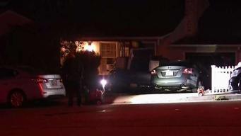 Conductor choca contra vivienda en San Mateo