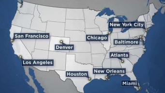 Conoce las ciudades donde ICE podría hacer redadas