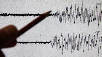 Registran sismo de 4.7 en el centro de California