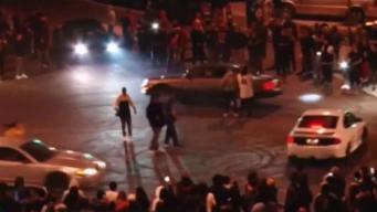 Espectáculos ilegales de autos un problema de seguridad