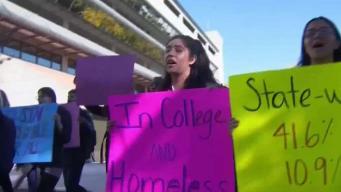 Exigen acciones para solucionar crisis de estudiantes en situación de calle en SJ