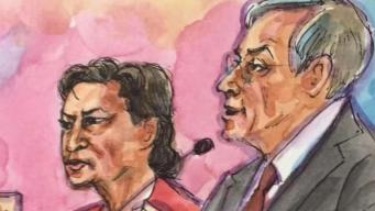 """""""Abajo los corruptos"""": celebran decisión de juez sobre expresidente de Perú"""