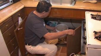 Familia hispana vive en condiciones infrahumanas en Richmond