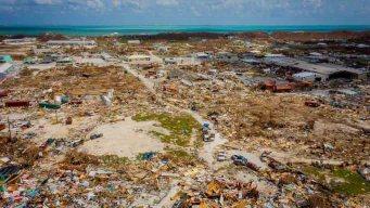 Revelan monto de daños causados por el huracán Dorian
