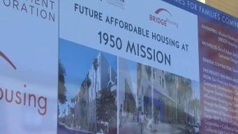 Inauguran cientos de viviendas asequibles en SF
