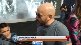 Lupillo Rivera, fan de los cómics