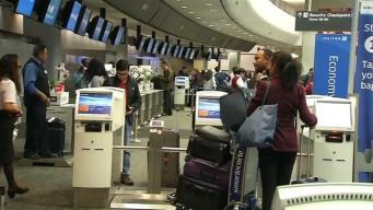 Aumenta afluencia de pasajeros en Aeropuerto Mineta de SJ