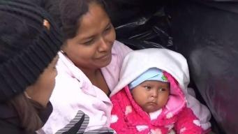 Matamoros: migrantes dicen por qué no irán a un albergue