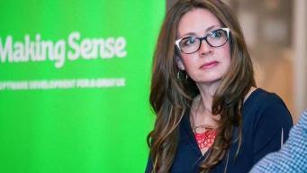Mujer ayuda a empresas en Latinoamérica a llegar a SF