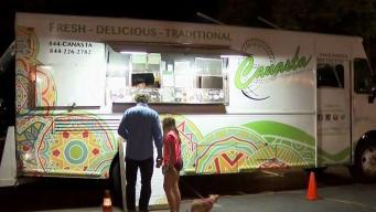 Nuevas restricciones para camiones de comida