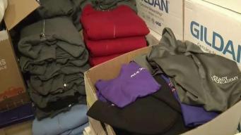 Organización en la Bahía realiza donaciones a inmigrantes en la frontera
