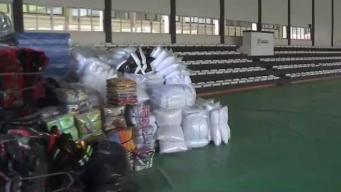 Matamoros: alistan albergue para mover migrantes