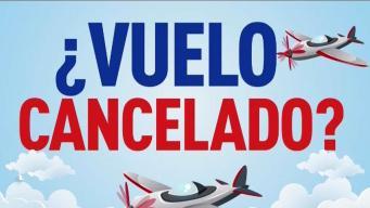 Qué hacer si te cancelan tu vuelo