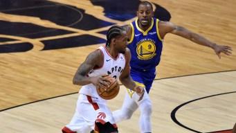Warriors ganan el quinto juego de la serie final de la NBA