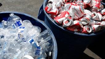Proyecto de ley para ayudar a centros de reciclaje