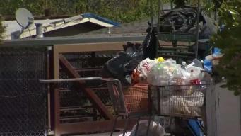 Residentes de San José se quejan de los indigentes