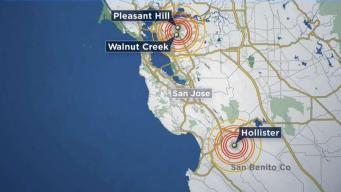 Se registran más sismos al sur de la Bahía