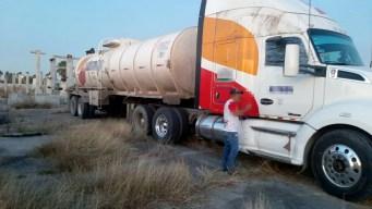 Confiscan casi medio millón de litros de combustible