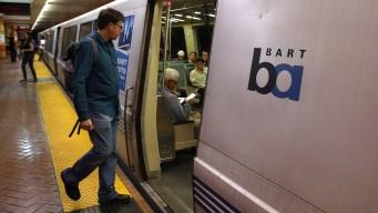 Bart espera mayor afluencia de personas en sus estaciones el domingo