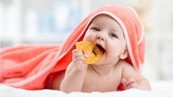 FDA advierte sobre tratamientos para encías de bebés