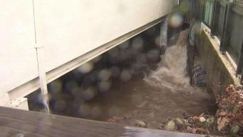 Temor por posibles inundaciones y deslaves