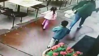 VIDEO: Familias con lesiones tras accidente en Napa