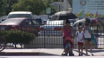 Continúa advertencia por altas temperaturas en la Bahía