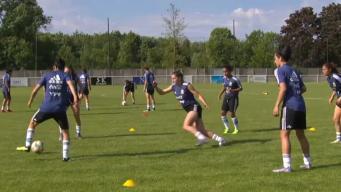 Selección femenina de Argentina se prepara para ser campeonas