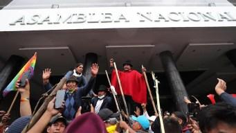 Se profundiza la crisis política en Ecuador