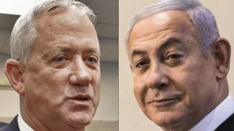 Comicios en Israel: Gantz toma ventaja sobre Netanyahu