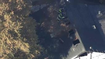 Incendio de 2 alarmas deja 11 personas desplazadas en SJ