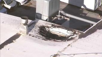 Bomberos controlan incendio de 2 alarmas en San José