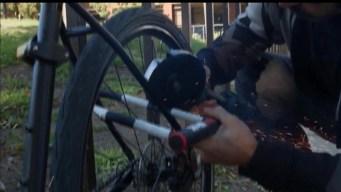 Invento promete bajar índice de robo de bicicletas en SF